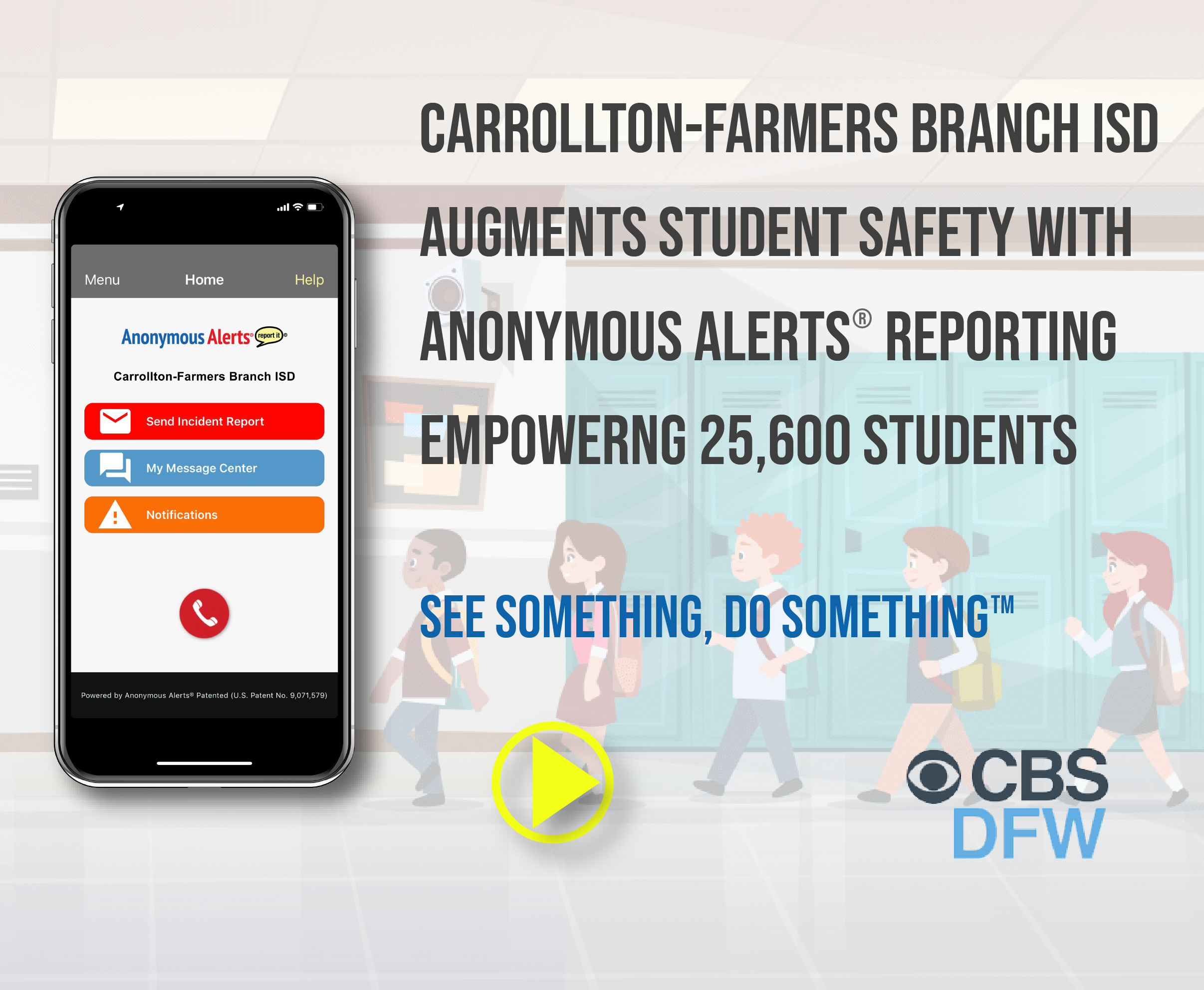 Anonymous Alerts - Bully Reporting App and Incident Management